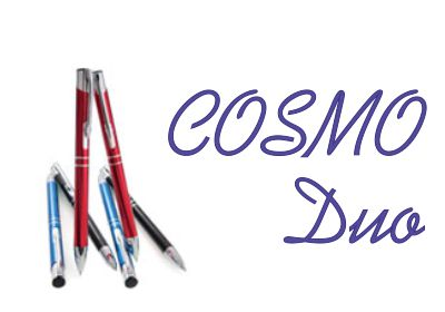 Długopis COSMO DUO Grawer logo Producent